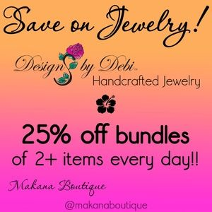 25% off bundles of 2+ items every day!!